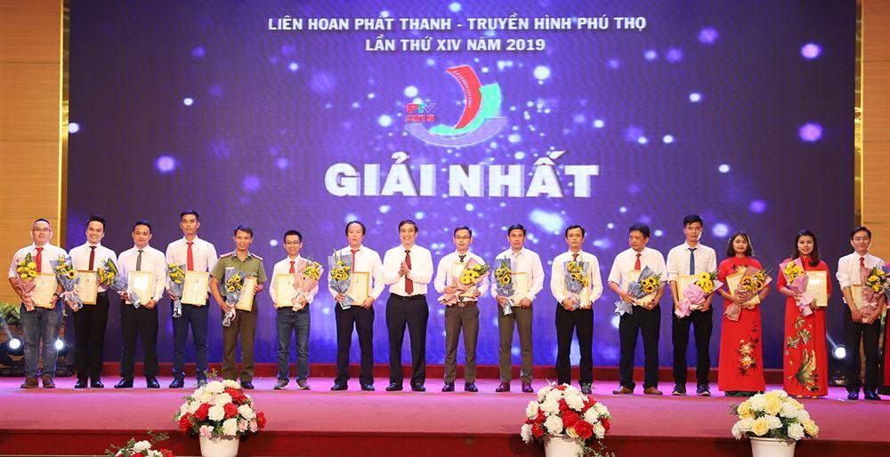 Bế mạc Liên hoan PT-TH tỉnh Phú Thọ lần thứ XIV