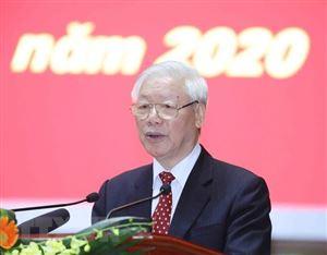 Tổ chức thành công Đại hội Đảng, đưa đất nước bước vào giai đoạn mới