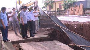 Thanh Thủy, thiệt hại ước tính trên 2 tỷ đồng do mưa bão gây ra