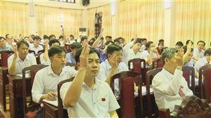 Thông báo phát thanh trực tiếp kỳ họp thứ 9, HĐND huyện khóa XIX