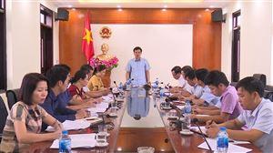 Thanh Thủy họp Tiểu ban Nội dung - Tuyên truyền kỷ niệm 186 năm thành lập và 20 năm tái lập huyện