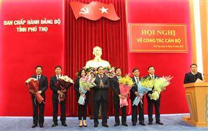 Hội nghị Ban chấp hành Đảng bộ tỉnh về công tác cán bộ