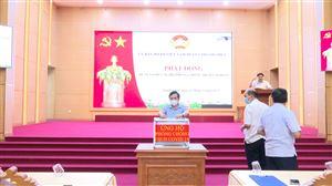 Huyện Thanh Thủy phát động quyên góp ủng hộ phòng, chống dịch bệnh Covid-19