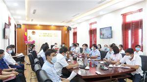 Hội nghị trực tuyến về công tác phòng, chống dịch Covid-19