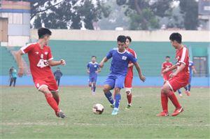 Vượt qua Trẻ Viettel - CLB Tuấn Tú Phú Thọ chính thức lên hạng Nhì 2020