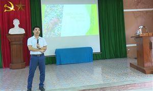 Hơn 100 hội viên phụ nữ được tuyên truyền phòng chống rác thải nhựa