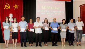 Kinh nghiệm nâng cao chất lượng đội ngũ đảng viên ở Đảng ủy Khối các cơ quan tỉnh