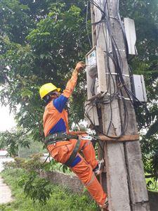 Gần 1.000 công tơ điện tử đo xa đã được thay thế cho khách hàng sử dụng điện trong quý IV/2020.
