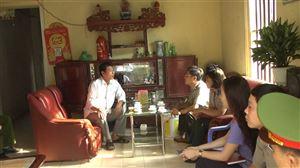 Cưỡng chế thi hành án chuyển giao quyền sử dụng đất tại xã Bảo Yên