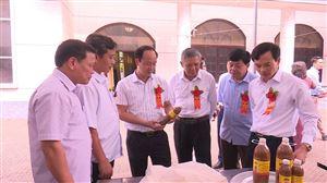 Hội Nông dân huyện Thanh Thủy tổng kết Phong trào Nông dân thi đua sản xuất kinh doanh giỏi giai đoạn 2016-2019