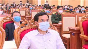 Thanh Thủy tham dự hội nghị trực tuyến Báo Cáo viên Qúy I/2021