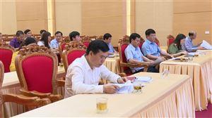 Ủy ban MTTQ huyện Thanh Thủy tổ chức hội nghị hiệp thương lần 3