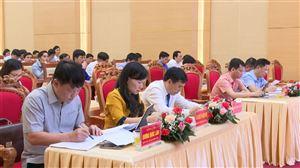 Hội đồng nhân dân huyện Thanh Thủy khóa XIX, nhiệm kỳ 2016 - 2021 tổ chức kỳ họp thứ 12