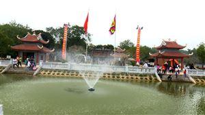 Du Xuân về với Lễ hội, Di sản văn hóa phi vật thể cấp Quốc gia Đền Lăng Sương