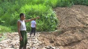 Thanh Thủy thiệt hại gần 750 triệu đồng do mưa bão