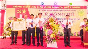 Công bố quyết định công nhận xã Bảo Yên đạt chuẩn nông thôn mới