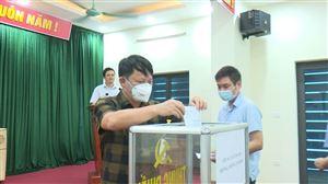 Ủy ban nhân dân huyện Thanh thủy phát động ủng hộ phòng chống Covid-19