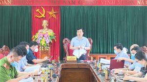 Thanh Thủy tổ chức hội nghị quán triệt, triển khai công tác bầu cử đại biểu Quốc hội và đại biểu HĐND các cấp