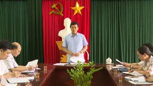 Huyện ủy Thanh Thủy kiểm tra công tác chuẩn bị Đại hội Đảng bộ xã Đào Xá
