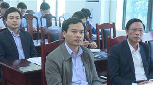 Thanh Thủy tổ chức hội nghị triển khai công tác bầu cử đại biểu Quốc hội khóa XV và đại biểu HĐND các cấp, nhiệm kỳ 2021 - 2026.