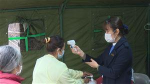 TTYT huyện Thanh Thủy đảm bảo công tác phòng chống dịch Covid 19 trước, trong và sau dịp Tết