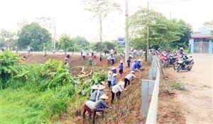 Nhân tố quan trọng trong xây dựng nông thôn mới ở Thanh Thủy