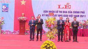 Các địa phương gặp mặt kỷ niệm 37 năm Ngày Nhà giáo Việt Nam