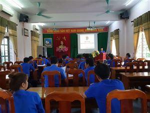 Thanh Thủy: bàn giao gần 1.500 đoàn viên về sinh hoạt tại các trường học