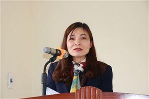 Trung tâm Bồi dưỡng Chính trị huyện mở lớp bồi dưỡng lý luận chính trị cho đối tượng kết nạp Đảng đợt 1 năm 2021
