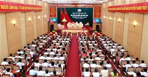 Phiên trù bị Đại hội đại biểu Đảng bộ huyện Thanh Thủy lần thứ XXVI, nhiệm kỳ 2020 - 2025