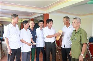 Hội Nạn nhân chất độc da cam/đioxin huyện sơ kết công tác 6 tháng đầu năm
