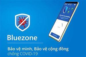 Triển khai ứng dụng Bluezone để phòng, chống dịch COVID-19