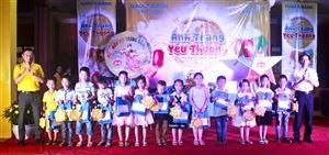 Trường Tiểu học La Phù tổ chức Đêm hội trăng rằm cho các em học sinh