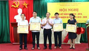 Thanh Thủy tổng kết năm học 2018-2019