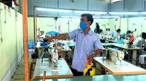 Thanh Thủy tiếp tục thực hiện các biện pháp phòng, chống dịch và hỗ trợ, thúc đẩy phát triển sản xuất, kinh doanh
