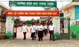 Thẩm tra kết quả thực hiện xây dựng nông thôn mới huyện Thanh Thủy