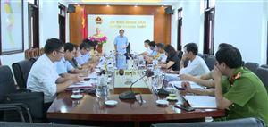 Giám sát việc thực hiện pháp luật về quản lý, kinh doanh, sử dụng thuốc BVTV trong sản xuất nông nghiệp ...