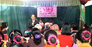 Giao lưu Câu lạc bộ thơ Làng La Hào