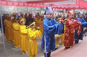 Lễ hội truyền thống Đình Long Phụng xã Bảo Yên