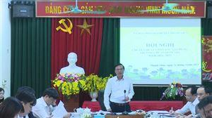UBND huyện Thanh Thủy tổ chức hội nghị chuyên đề về công tác xây dựng trường chuẩn Quốc gia năm 2020, 2021