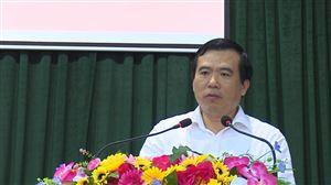 BCH Đảng bộ huyện Thanh Thủy sơ kết 9 tháng đầu năm và triển khai nhiệm vụ 3 tháng cuối năm 2019