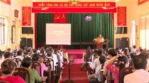 Hội nghị tuyên truyền về kiến thức pháp luật năm 2020