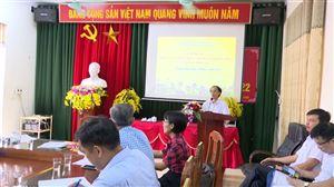Hội nghị tập huấn triển khai sách giáo khoa lớp 1 năm học 2020-2021