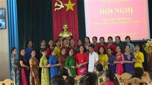 Ra mắt Câu lạc bộ Phụ nữ đất Tổ duyên dáng áo dài