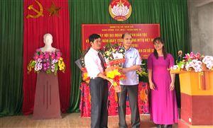Khu 12 xã Đào Xá tổ chức Ngày hội đại đoàn kết toàn dân và khánh thành nhà văn hóa
