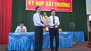 HĐND huyện Thanh Thủy khóa XIX, nhiệm kì 2016-2021 tổ chức kì họp bất thường