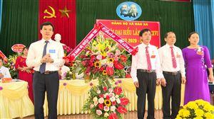 Đại hội đại biểu Đảng bộ xã Đào Xá lần thứ XXVI, nhiệm kì 2020 - 2025