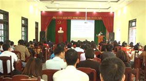 Thanh Thủy tổ chức lớp Bồi dưỡng lý luận chính trị - nghiệp vụ công tác công đoàn năm 2019