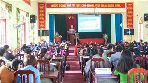 Công an huyện Thanh Thủy triển khai hệ thống truyền tin cảnh báo cháy sớm Safeone