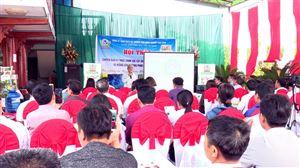 Hội thảo chuyển giao kỹ thuật, hướng dẫn sử dụng phân bón công nghệ cao